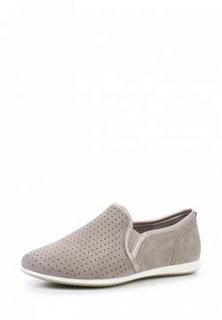 Слипоны Touch Sneaker Ecco                                                                                                              серый цвет