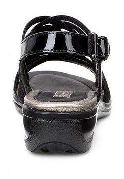 Сандалии Sensata Sandal Ecco                                                                                                              чёрный цвет