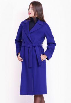 Пальто HERESIS                                                                                                              синий цвет