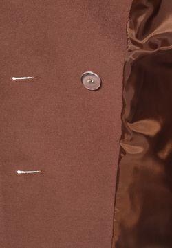Полупальто Московская Меховая Компания Московская Меховая Компания                                                                                                              коричневый цвет