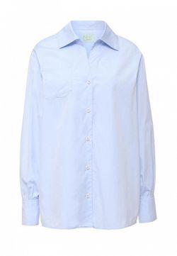 Рубашка Mos                                                                                                              голубой цвет
