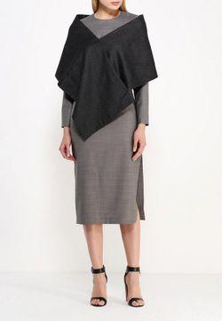Платье Mos                                                                                                              серый цвет