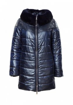 Куртка Утепленная Grafinia                                                                                                              синий цвет