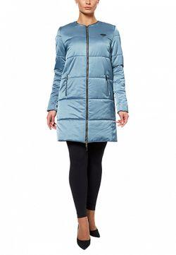Куртка Утепленная Grafinia                                                                                                              голубой цвет