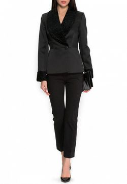 Пальто Ksenia Knyazeva                                                                                                              черный цвет