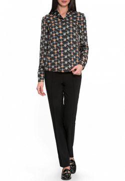 Блуза Ksenia Knyazeva                                                                                                              многоцветный цвет