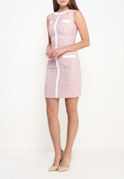 Платье Devore                                                                                                              розовый цвет