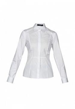 Рубашка Vassa&Co                                                                                                              белый цвет