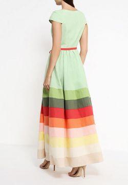 Платье Voielle                                                                                                              зелёный цвет