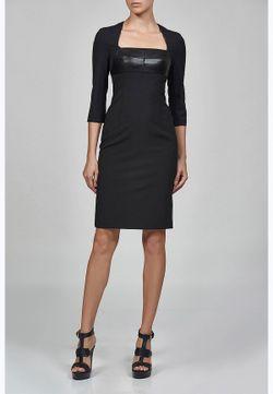 Платье Vassa&Co                                                                                                              черный цвет