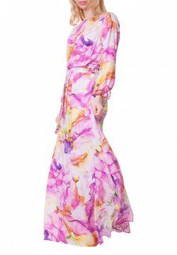 Платье Ksenia Knyazeva                                                                                                              розовый цвет