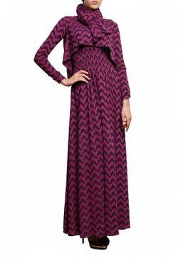 Платье Sahera Rahmani                                                                                                              красный цвет