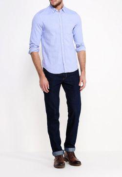 Рубашка Mudo                                                                                                              синий цвет