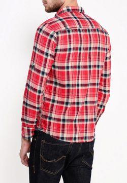 Рубашка Mudo                                                                                                              красный цвет