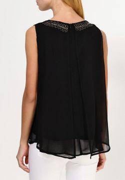 Блуза Mudo                                                                                                              чёрный цвет