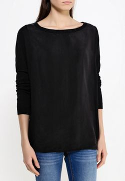 Джемпер Mudo                                                                                                              черный цвет