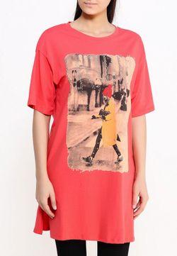 Платье M&V                                                                                                              розовый цвет