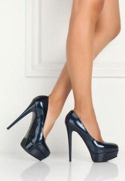 Туфли Nando Muzi                                                                                                              синий цвет