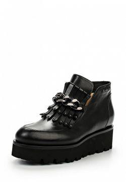 Ботинки Nando Muzi                                                                                                              чёрный цвет