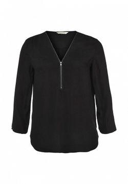 Блуза Naf Naf                                                                                                              чёрный цвет