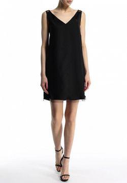 Платье Naf Naf                                                                                                              черный цвет