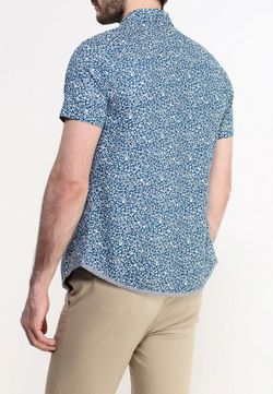 Рубашка Native Youth                                                                                                              синий цвет