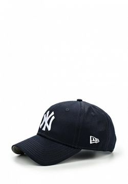 Бейсболка New Era                                                                                                              синий цвет