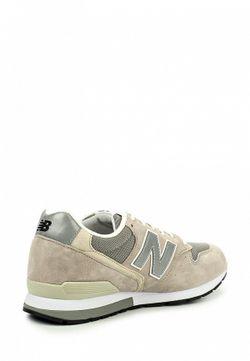 Кроссовки New Balance                                                                                                              бежевый цвет