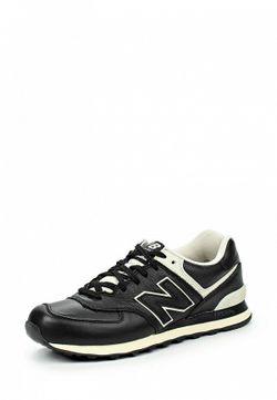Кроссовки New Balance                                                                                                              чёрный цвет