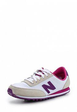 Кроссовки New Balance                                                                                                              белый цвет