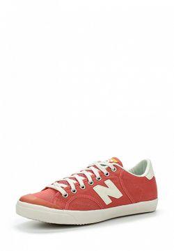 Кеды New Balance                                                                                                              розовый цвет