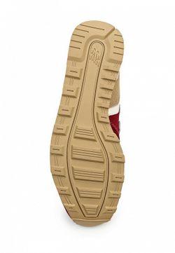 Кроссовки New Balance                                                                                                              красный цвет
