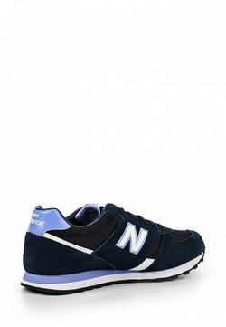 Кроссовки New Balance                                                                                                              синий цвет