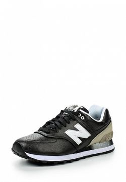 Кроссовки New Balance                                                                                                              черный цвет