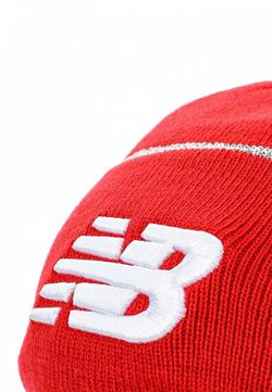 Шапка New Balance                                                                                                              красный цвет