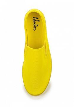 Слипоны Nexpero                                                                                                              желтый цвет