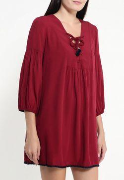 Платье NewLily                                                                                                              красный цвет