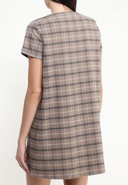 Платье NewLily                                                                                                              бежевый цвет