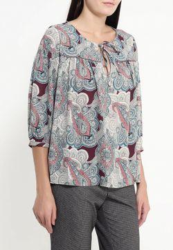 Блуза NewLily                                                                                                              многоцветный цвет