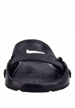 Шлепанцы Nike                                                                                                              черный цвет