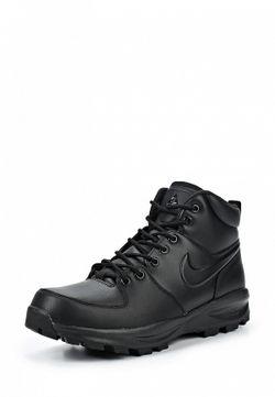 Ботинки Nike                                                                                                              черный цвет