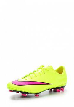 Бутсы Nike                                                                                                              многоцветный цвет
