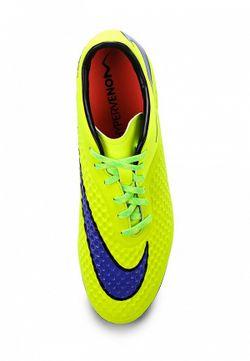 Бутсы Nike                                                                                                              желтый цвет
