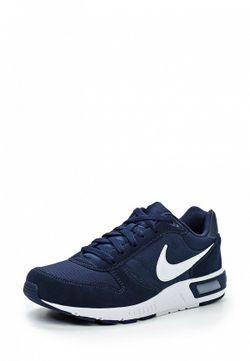 Кроссовки Nike                                                                                                              синий цвет