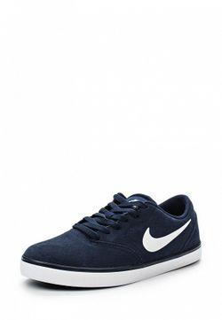 Кеды Nike                                                                                                              синий цвет