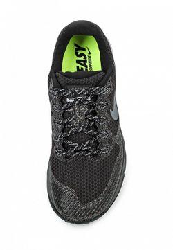 Кроссовки Nike                                                                                                              чёрный цвет