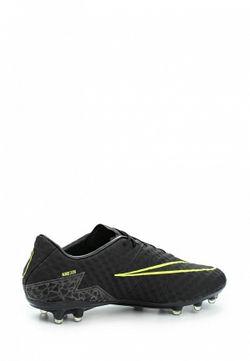 Бутсы Nike                                                                                                              чёрный цвет
