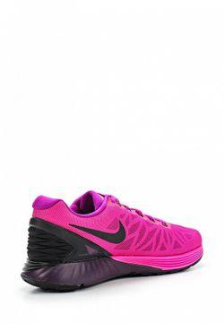 Кроссовки Nike                                                                                                              фиолетовый цвет