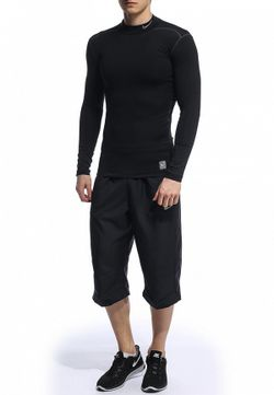 Лонгслив Спортивный Nike                                                                                                              черный цвет