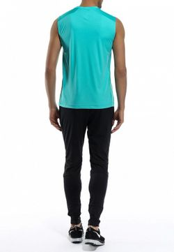 Майка Спортивная Nike                                                                                                              Бирюзовый цвет